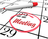 Schedule Meeting - Set Own Time - Conference Calls